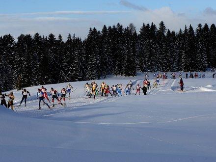 Langlaufzentren im Val di Fiemme © orlerimages.com