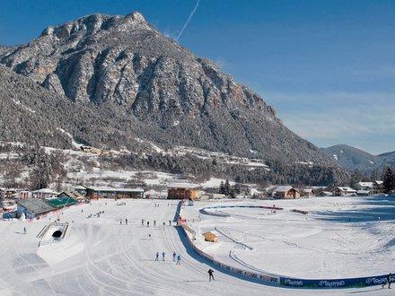 Langlaufzentrum Italien © orlerimages.com