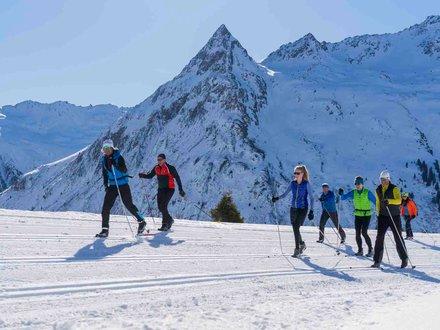 Loipen in Tirol