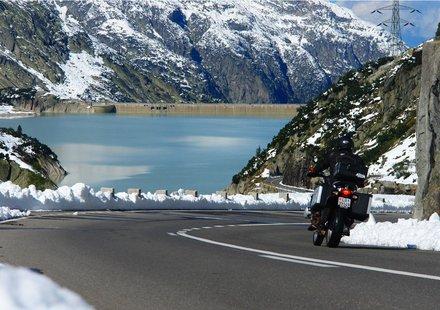Motorradtouren im Berner Oberland