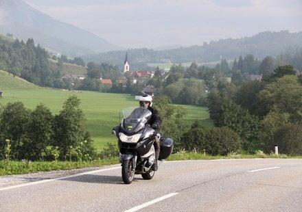 Motorradtouren in der Steiermark