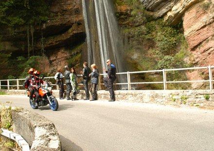 Motorradtouren in Kärnten