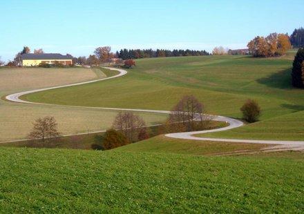 Motorradtouren in Oberösterreich