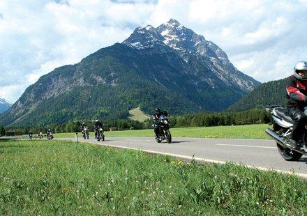 Motorradtouren in Salzburg