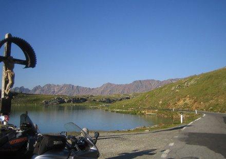 Motorradtouren in Südtirol
