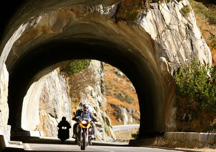 Motorradurlaub im Berner Oberland