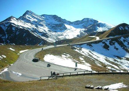 Motorradurlaub im Salzburger Land
