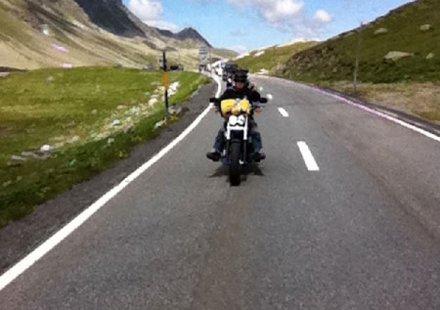 Motorradurlaub in Graubünden
