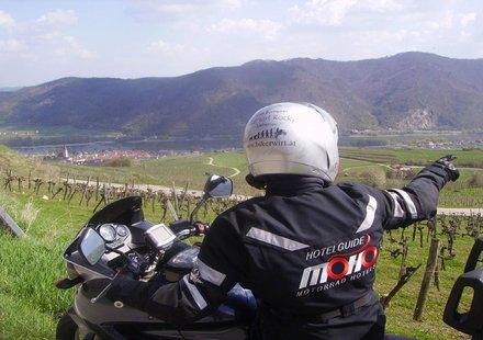 Motorradurlaub in Oberösterreich