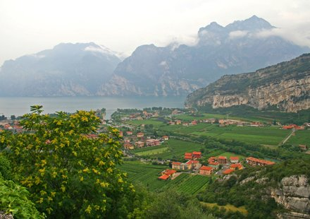 Motorradurlaub in Trentino
