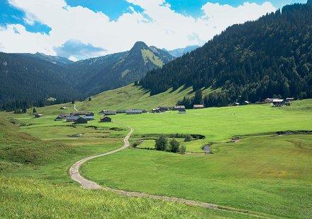 Motorradurlaub in Vorarlberg