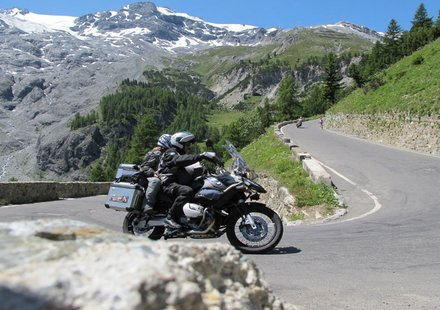 Motorrradtouren in Tirol