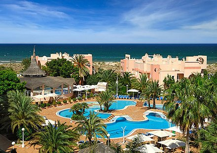 Oliva Nova Beach & Golf Resort in Spanien