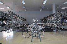 Půjčovna závodní kol a testovací centra