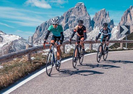 Panoramic tour in Alta Badia