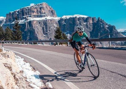 Passes training in South Tyrol