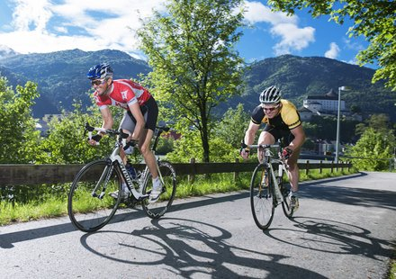 Radsport in Tirol