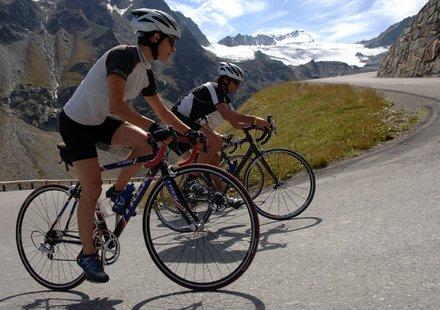 Radsport Region © Ötztal Tourismus