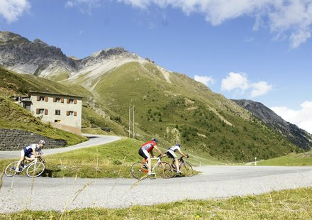 Radsport Region Tiroler Oberland