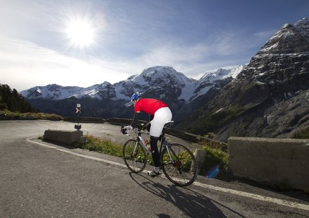 Radsport Region Tiroler Oberland © Tirol Werbung