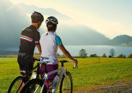 Rennrad Tour im Tannheimer Tal