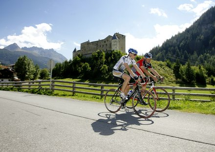 Rennrad Tour in Tirol