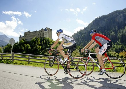 Rennrad Tour in Tirol © Drews
