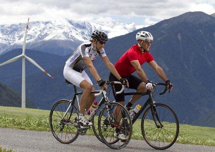 Rennrad Tour in Tirol © Tirol Werbung
