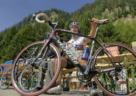 Rennrad Tour © Ötztal Tourismus