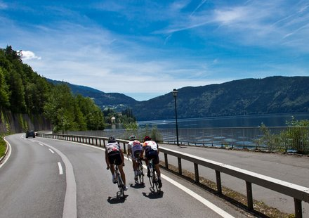 Rennrad Touren in Bad Kleinkirchheim
