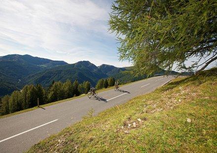 Rennrad Touren in Bad Kleinkirchheim © Nockbike