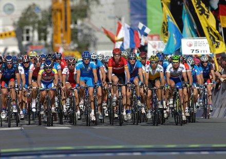 Rennrad und Radsport Events