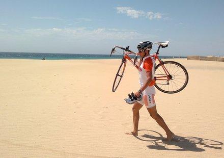 Rennrad Urlaub auf den Kanarischen Inseln