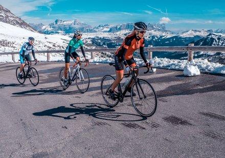 Rennrad Urlaub im Frühjahr