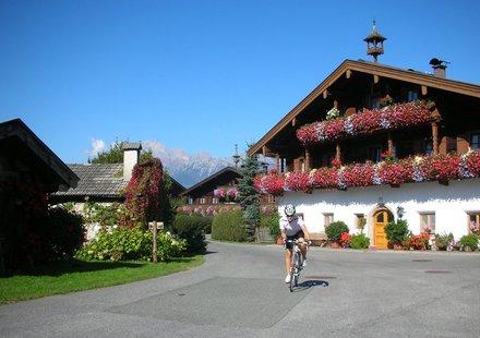 Rennrad Urlaub im Pinzgau - Salzburg