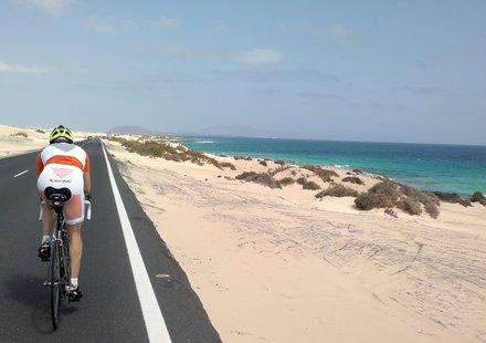 Rennrad Urlaub in Fuerteventura