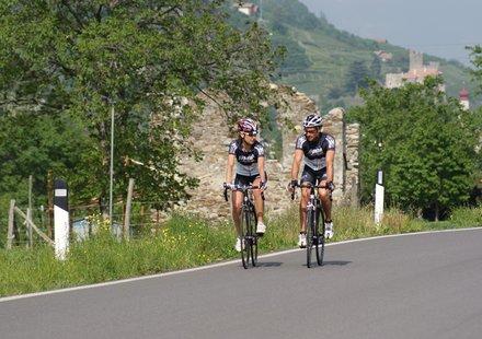 Rennrad Urlaub in Italien © Bike Eldorado Latsch