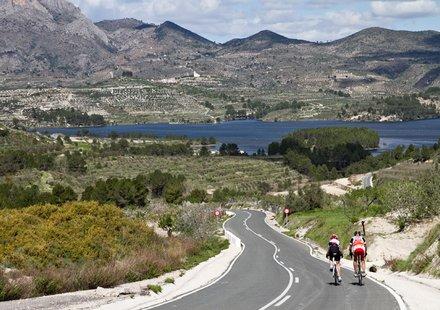 Rennrad Urlaub in La Marina - Spanien