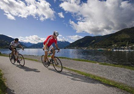 Rennradfahren im Salzburger Land © Heiko Mandl