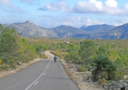 Rennradfahren in Mallorca
