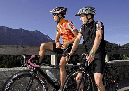 Rennradfahren in Tirol