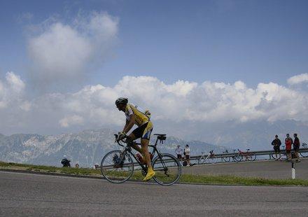 Rennradfahren © Ötztal Tourismus