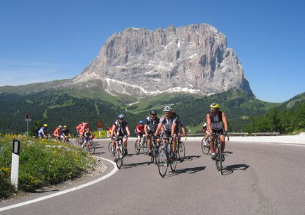 Rennradregion Alta Badia