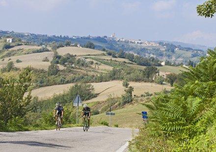 Rennradregion Marken - Italien