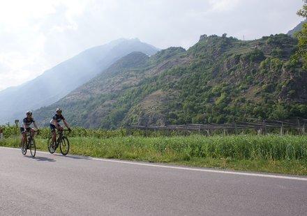 Rennradtour © Bike Eldorado Latsch