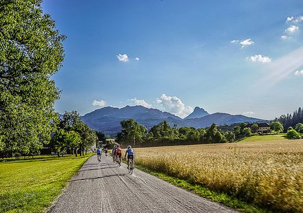 Rennradtour ins Almtal