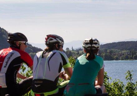 Rennradtouren am Klopeinersee