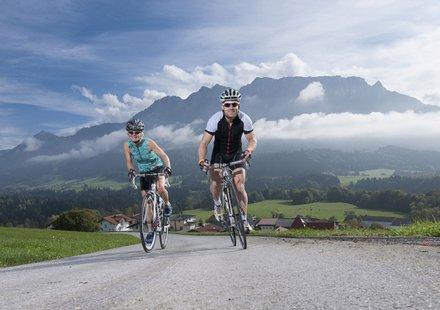 Rennradtouren im Ferienland Kufstein