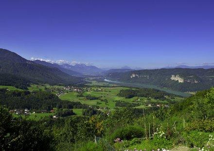 Rennradtouren im Süden Kärntens