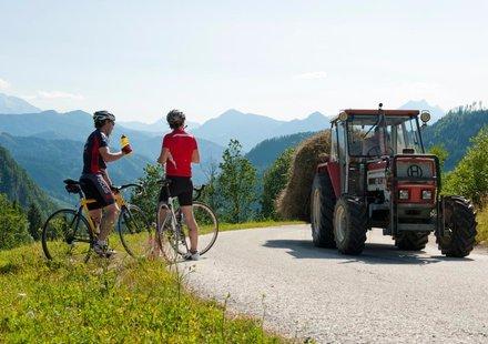 Rennradtouren in Österreich